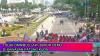 Tolak Omnibus Law, Buruh Demo di Kawasan Patung Kuda