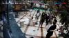 Detik-Detik Penangkapan Artis ST dan MA di Hotel Terekaman CCTV