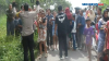 Polisi Gerebek Kampung Narkoba di Bantaran Sungai Deli, Medan