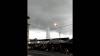 Puting Beliung Menyedot Air Waduk Gajah Mungkur
