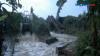 Warga Panik, Akibat Tanggul Jebol Permukiman Terendam Banjir