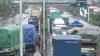 Pantura Kaligawe Semarang Banjir , Picu Kemacetan