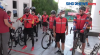 Tingkatkan Imun, Wali Kota Medan Gowes 14 Km Bareng Menkumham
