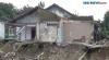 Perumahan di Semarang Ambles akibat Tanah Longsor