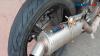 Cegah Aksi Balap Liar, Petugas Razia Motor Bronk Dan Bodong