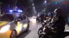Aksi Kejar Kejaran Polisi Dengan Muda Mudi Perusuh