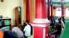 Masjid Perpaduan Tiga Budaya di Palembang, Sumatra Selatan