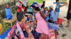 Ratusan Warga Korban Gempa Berpuasa di Pengungsian