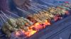 Sensasi Kuliner Sate Susu di Pasar Ramadan Denpasar