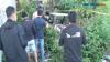 Jasad Pria Tanpa Identitas Ditemukan Dalam Mobil Terbakar