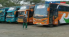 Dampak Larangan Mudik, PO Bus Merugi Miliaran Rupiah