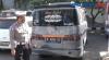 5 Kendaraan Travel Gelap Diamankan Satlantas Polresta Bandung