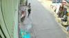 Mesin sedang Dipanaskan, Motor Digondol Maling Terekam CCTV