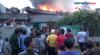 Tujuh Rumah Ludes Terbakar di Tanjung Balai