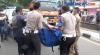 Seorang Guru Tewas Tertabrak Truk di Jalan Veteran Purwakarta Jakbar