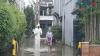Pasien Covid-19 Dievakuasi Akibat Banjir saat Isolasi Mandiri