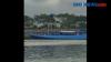 Angin Ribut Hantam Daratan dan Perahu Nelayan di Banyuwangi Jatim