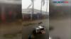 Awas, Angin Kencang dan Hujan Es Landa Bandung