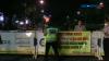 Akses Jalan Simpang Lima dan Kota Lama Semarang Ditutup Hingga Pagi