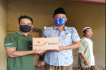 Pertamina SHU Regional 4 WMO Bagikan Ribuan Paket Sembako kepada Masyarakat Pesisir