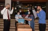 Gubernur Jateng Terima Bantuan Synergy Peduli Kesehatan