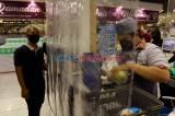 AEON Supermarket Tangsel Terapakan Tatanan Normal Baru