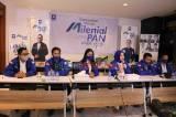 Resmi Diluncurkan, Kaukus Milenial PAN Beri Panggung untuk Anak Muda