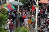 Pasar Hewan Jatinegara Padat, Banyak Warga Abaikan Protokol Kesehatan