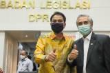 Wakil Ketua Baleg DPR M Nurdin Resmi Dilantik