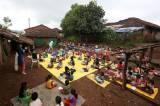 Kekurangan Fasilitas Internet, Anak-anak India Sekolah Tatap Muka di Tengah Pandemi Covid-19