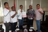 Perindo Berikan Dukungan Kepada Balon Bupati Manokwari Hermus Indou