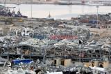 Ledakan Beirut, Jumlah Korban Tewas Terus Bertambah