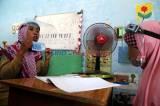 Melihat Pembelajaran Tatap Muka SLB Widya Tama Surabaya