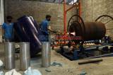 Melihat Pembuatan Toren Air Produksi Pabrik Triton