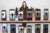 Bertema Wonder Woman, Audrey Theola Gelar Fashion Show Virtual