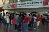 552 Pekerja Migran Indonesia Ilegal Dipulangkan dari Malaysia