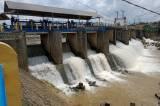 Meskipun Bogor Hujan, Debit Air Bendungan Katulampa Normal