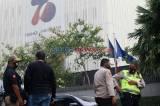 Kedubes Perancis di Jaga Ketat Aparat Kepolisian