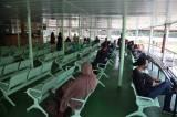Terdampak Pandemi, Pelabuhan Padang Bai Lengang