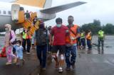 TNI AU Kembali Evakuasi Korban Gempa Sulbar