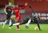 Laga Liverpool Jamu Man United Berakhir 0-0