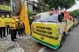 Golkar Kirim Bantuan untuk Korban Bencana Alam Kalimantan Selatan dan Sulawesi Barat