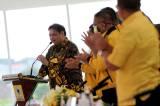 Airlangga Hartarto Tutup Rapimnas I Partai Golkar