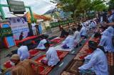 Walikota Makassar Gelar Sholat Ied Bersama Warga