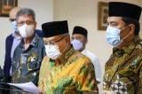 Dukung Kedaulatan Palestina, Ketua Umum PBNU Temui Dubes Palestina untuk Indonesia
