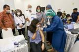 Danone Indonesia Gelar Vaksinasi Gotong Royong di Sentul