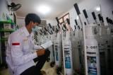 Baznas Bazis Siapkan Oksigen Gratis untuk Pasien Isolasi Mandiri Covid-19