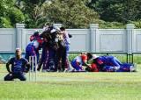 Tim Kriket Putra Papua Melaju ke Final