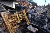 Rumah Ibadah di Bali Rusak Parah Akibat Gempa