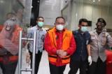 Tangan Diborgol dan Berompi Tahanan KPK, Bupati Muba Dodi Reza Alex Noerdin Resmi Ditahan